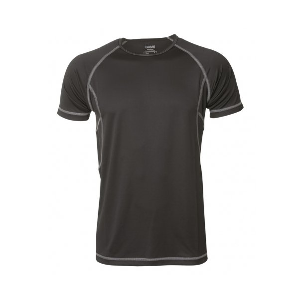 GAME ACTIVE T-SHIRT | FLATLOCK