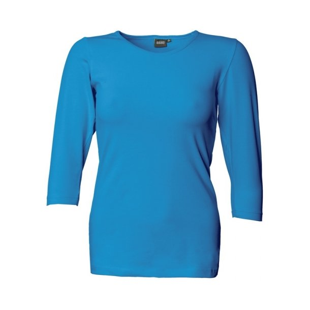 33f13079 Stretch T-shirt - 3/4 ærmer - Dame