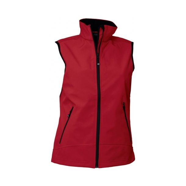 FUNCTION SOFT SHELL VEST LADY